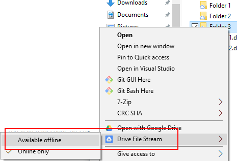 google drive file stream saunders technical support rit wiki